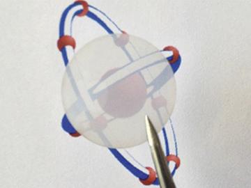 verbesserte optische Transparenz von mit MgF<sub>2</sub>-dotierten Korundkeramiken